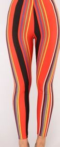 Pants - NWOT Colorful striped pants